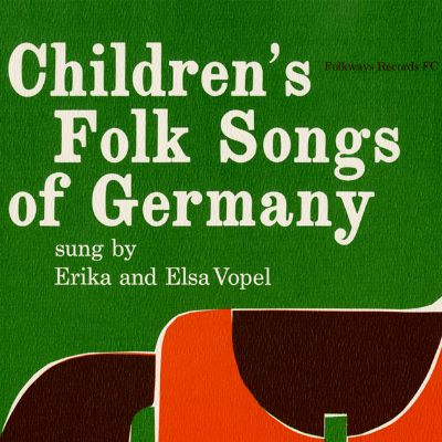 Eine Kleine Kindermusik: Children's Songs from Germany