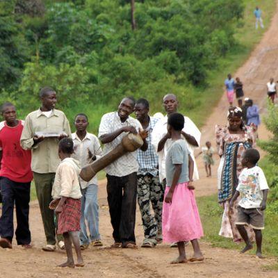 Delicious Peace: Music of the Ugandan <i>Mirembe Kawomera Coffee</i> Cooperative
