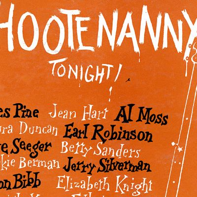 Hootenanny, Hootin' Annie, Will You Dance with Me? Music of the American Folk Music Revival