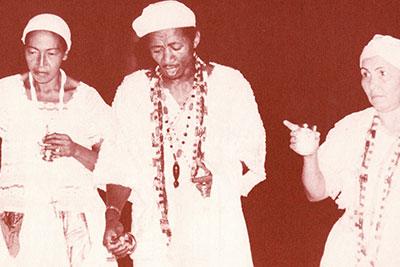 Dança!: Movement and Music of Brazil