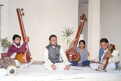Indian Music and the Sitar