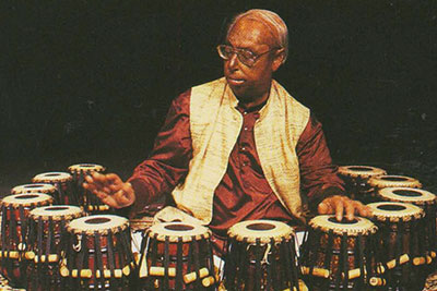 Melodic Rhythms of India