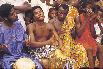 They're Ghana Love It!