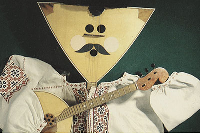 From Russia with Love: Russian Folk Music on the Balalaika