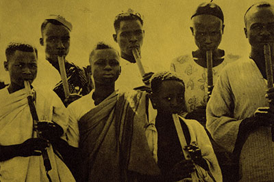 One Flute, Two Flute, Red Flute, Blue Flute: Nigerian-Style Flute Music