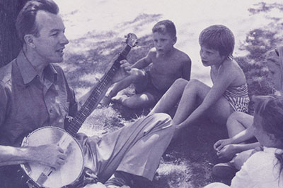The Power of Pete Seeger's Songs and Stories