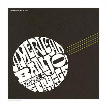 Cover Art Print - American Banjo