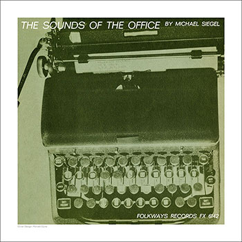 Cover Art Print - Sounds of the Office