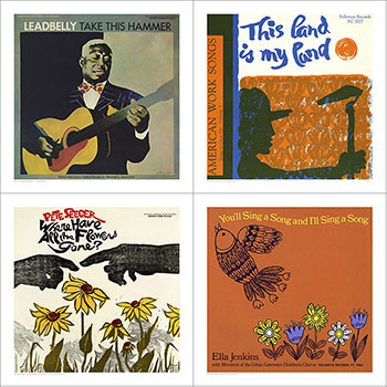 Cover Art Set One - Iconic Folkways