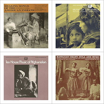 Cover Art Set Three - World Music