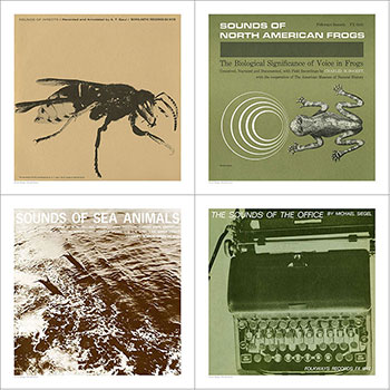 Cover Art Set Seven - Environmental Sounds
