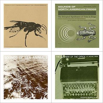Cover Art Set Seven - Environmental Sounds