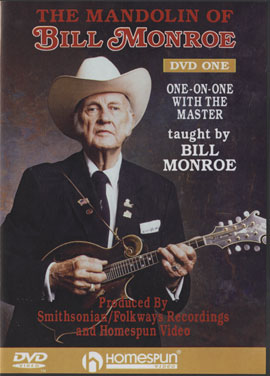 Mandolin of Bill Monroe (DVD)