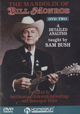 Mandolin of Bill Monroe Lesson Two (DVD)