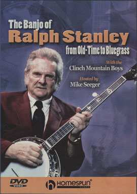 Banjo of Ralph Stanley: From Old-Time to Bluegrass (DVD)