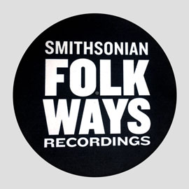 Smithsonian Folkways Recordings Slipmats for 12″ Turntables