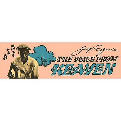 """Joseph Spence """"The Voice From Heaven"""" Sticker"""