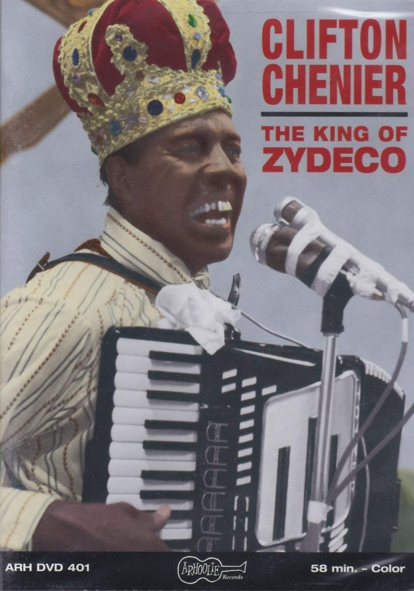 Clifton Chenier: The King of Zydeco (DVD)