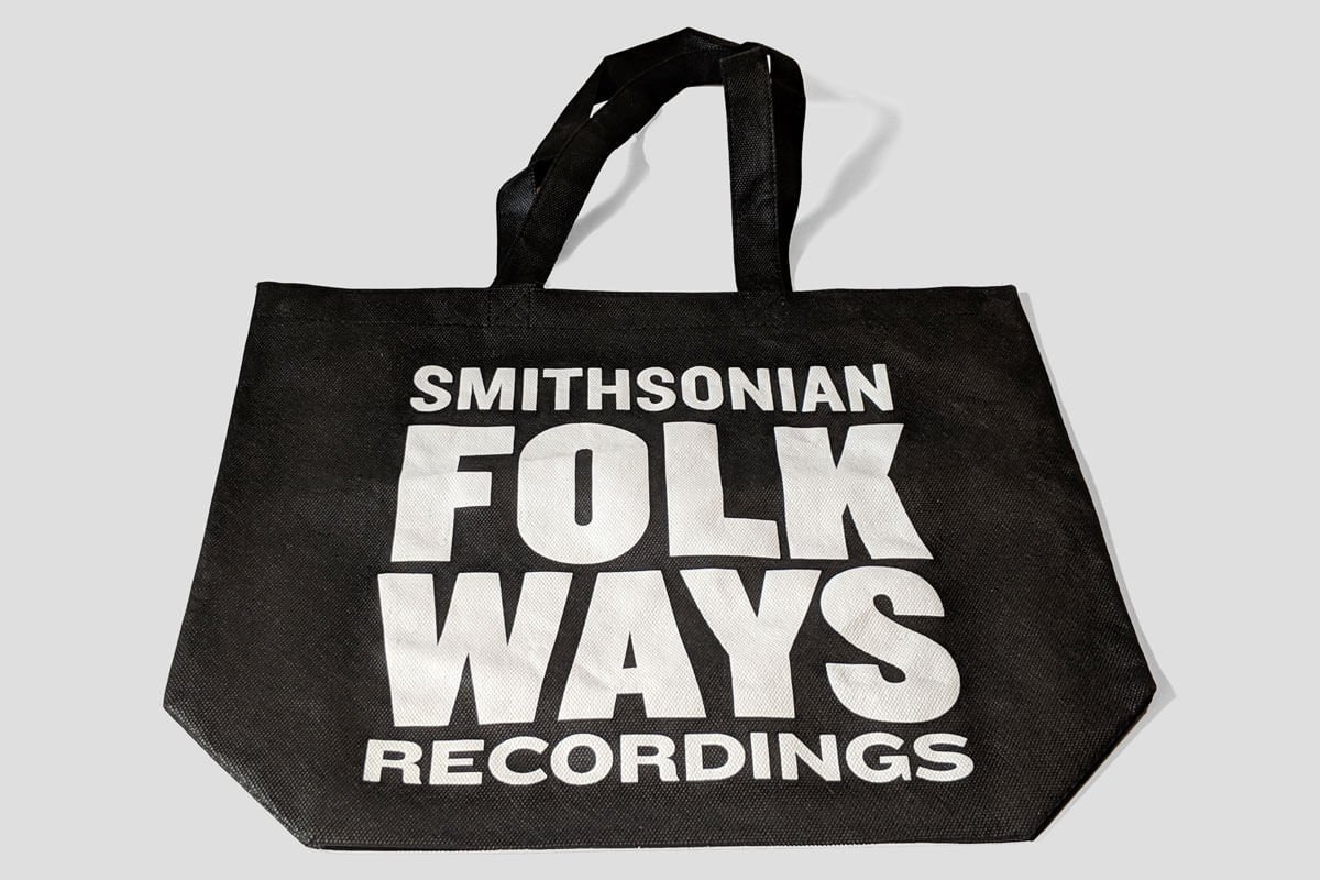 Folkways Shopping Bag