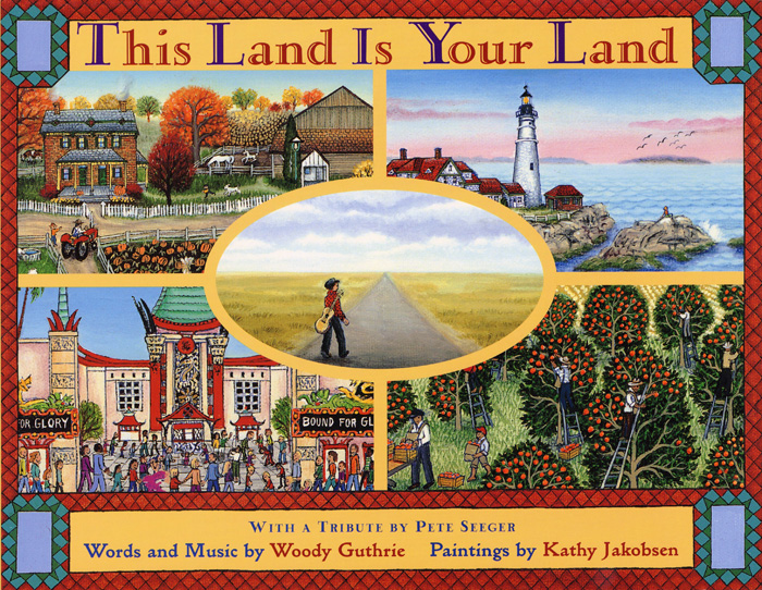 This Land is Your Land (Book)