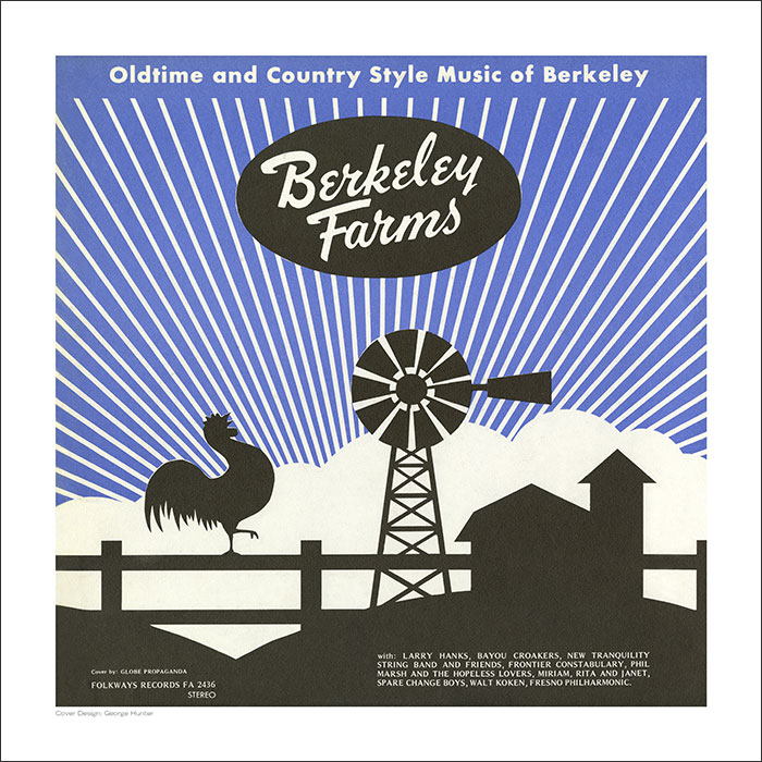 Cover Art Print - Berkeley Farms