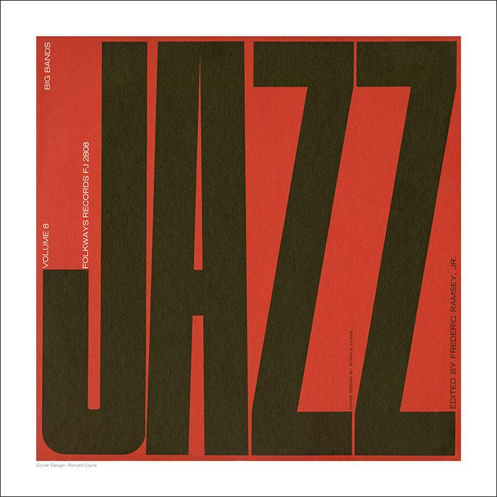 Cover Art Print - Jazz