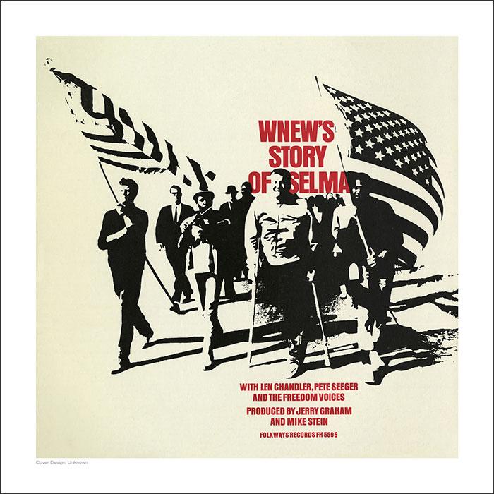 Cover Art Print - Story of Selma