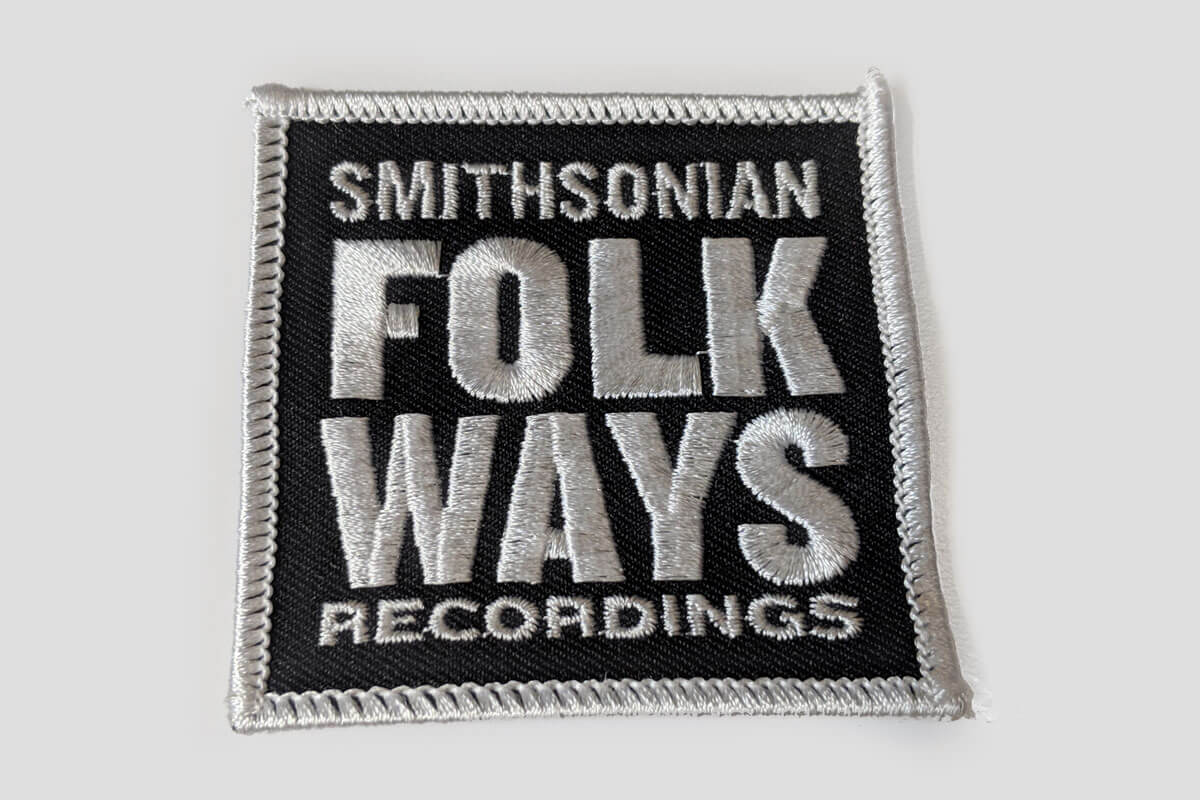 Folkways Patch