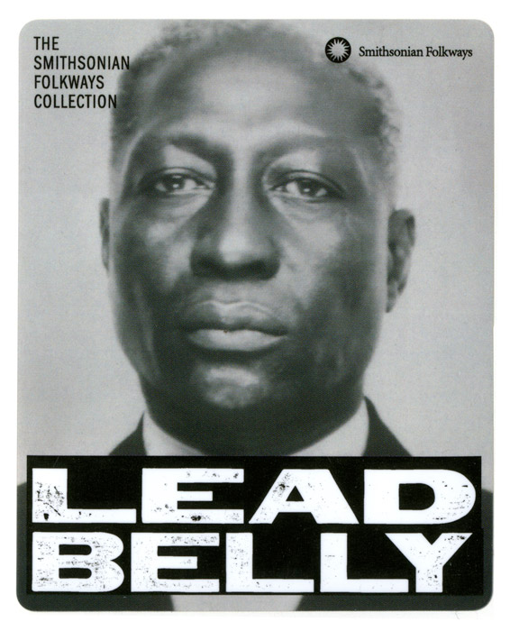 Lead Belly Sticker