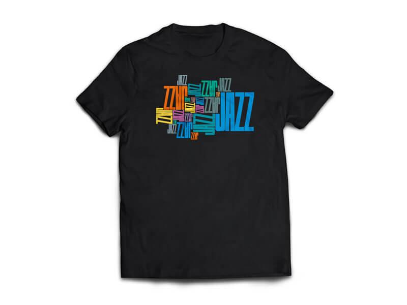 Jazz: The Smithsonian Anthology T-Shirt