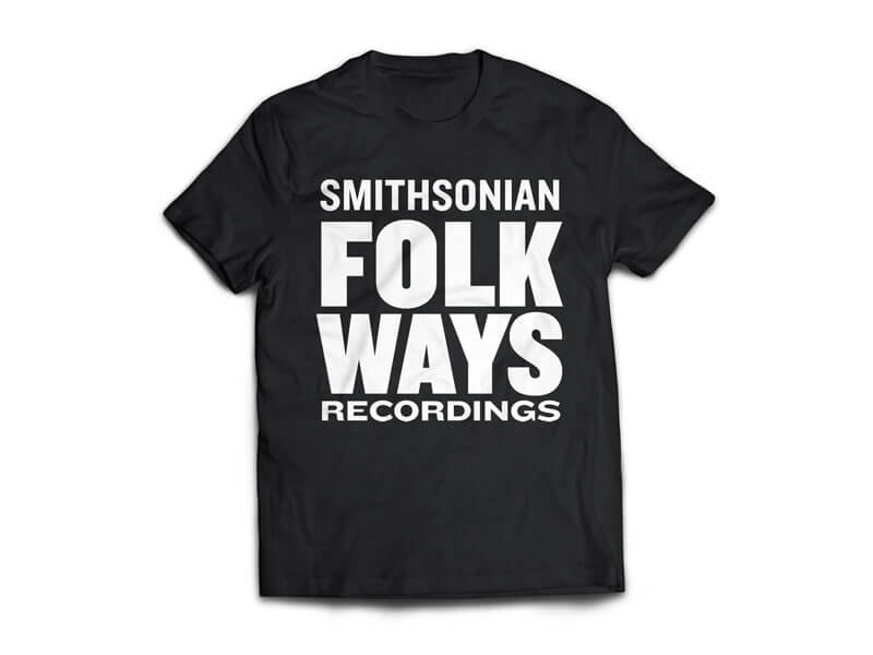 Folkways Logo T-Shirt