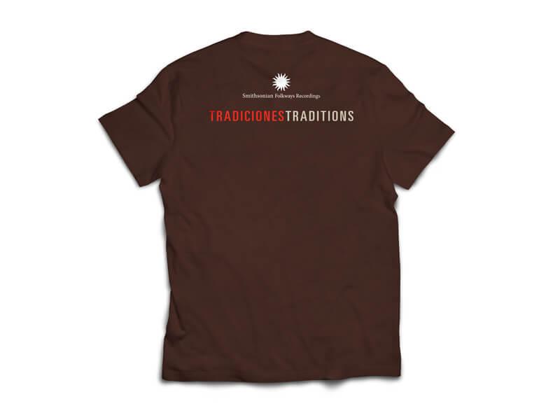 Tradiciones/Traditions T-Shirt Back