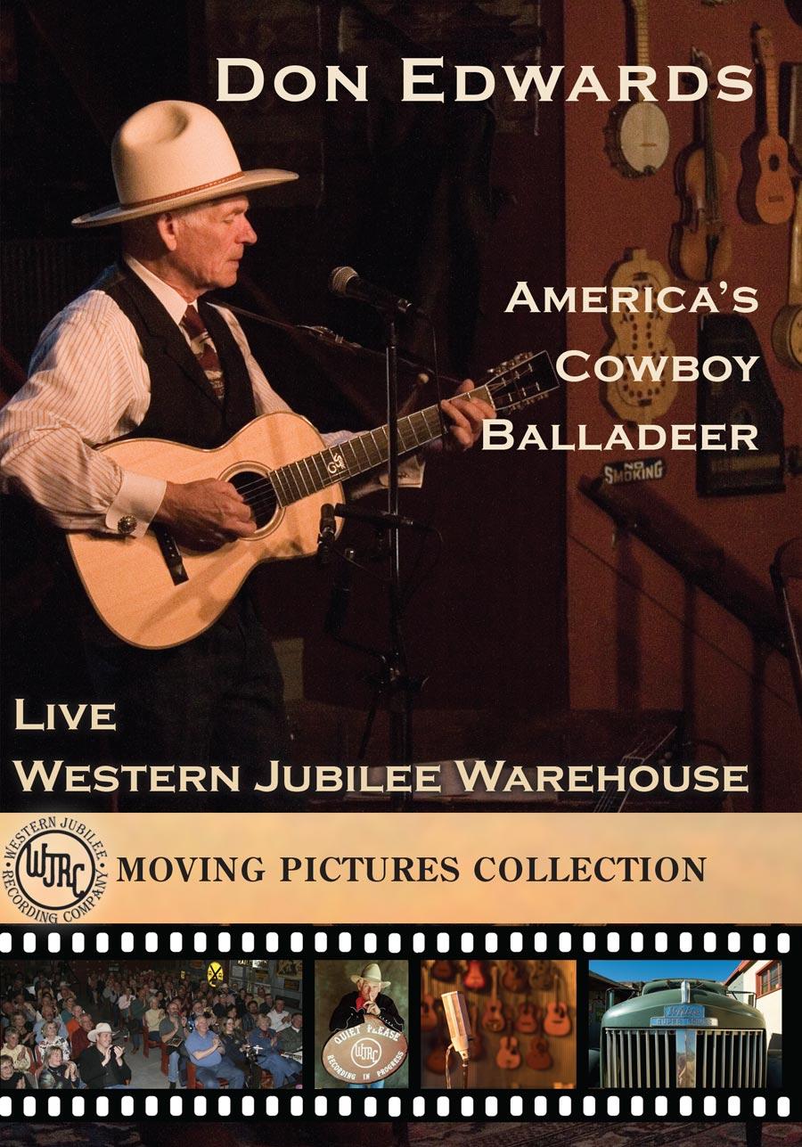 America's Cowboy Balladeer (DVD)