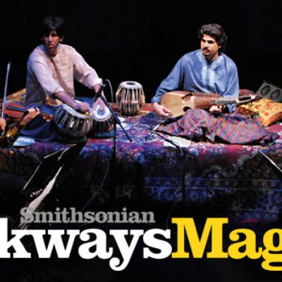 Featuring Music of Central Asia | Smithsonian Folkways Magazine