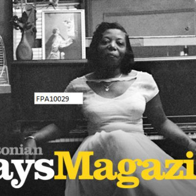 Featuring Mary Lou Williams | Smithsonian Folkways Magazine
