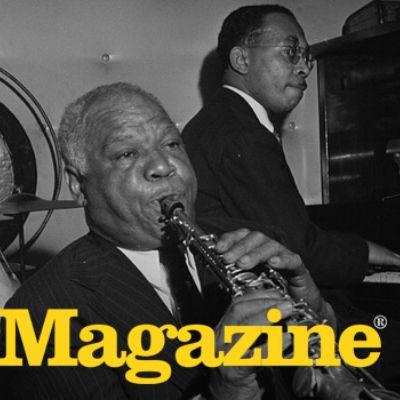 Featuring Jazz | Smithsonian Folkways Magazine