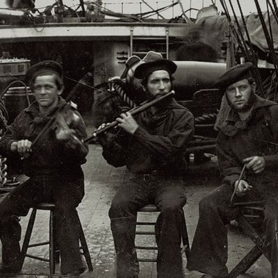 Civil War Naval Songs:  Recording 19th-Century Historical Ballads | Smithsonian Folkways Magazine