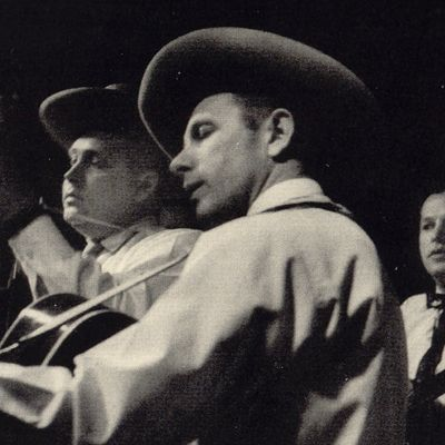 Bluegrass on Folkways: An American roots tradition