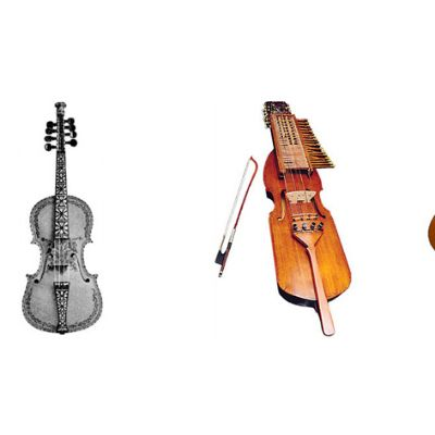 Strings of the North: National Instruments of Sweden, Norway, and Finland