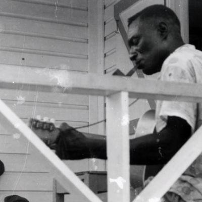 Joseph Spence: Bahamian master guitarist