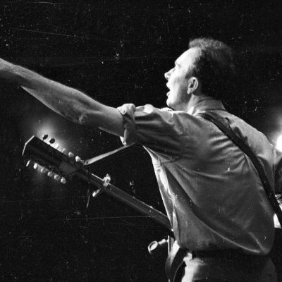 Pete Seeger: American Folk Icon