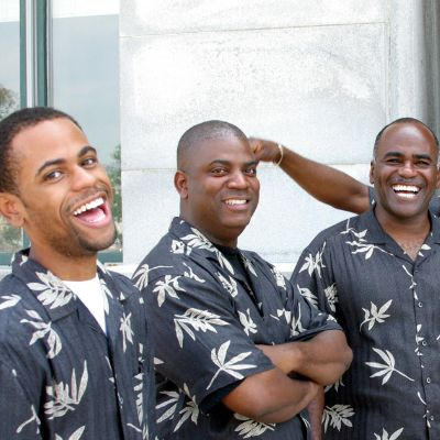 The Paschall Brothers: A cappella gospel quartet