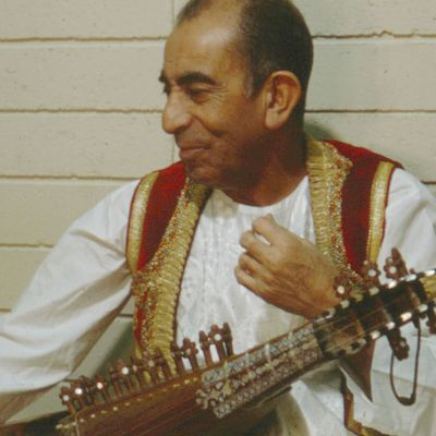 Ustad Mohammad Omar: Master of Afghan classical music