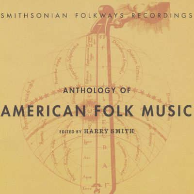 Anthology of American Folk Music: Historical and award-winning collection