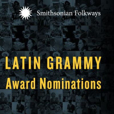 LATIN GRAMMY Award Nominations