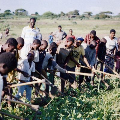 Musical Labor Performed in Northwest Tanzania | Smithsonian Folkways Magazine