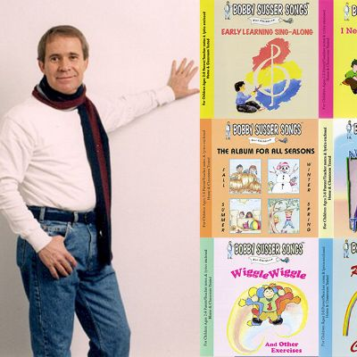 Bobby Susser Songs for Children