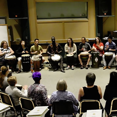 Teaching World Music in Higher Education - University of Washington 2019
