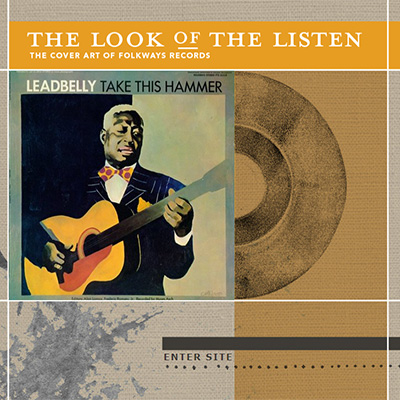 The Look of the Listen: The Cover Art of Folkways Records | The Look of the Listen
