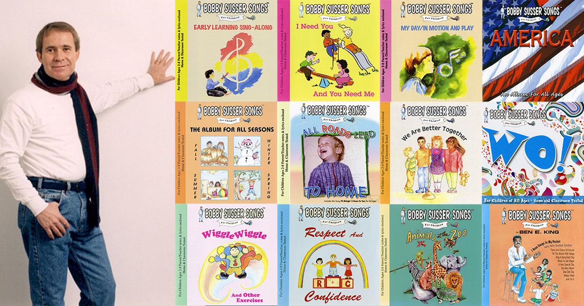 Bobby Susser Songs for Children Records